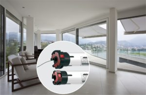motorization for blinds