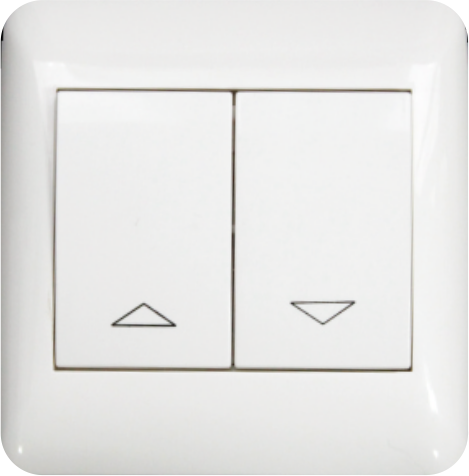Wall Mount Hard Wired Wall Switch A3012 Image