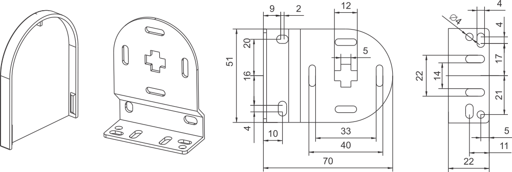 Bracket A3203 Image