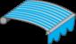 motorized awning