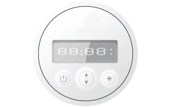 RS102 internal sun sensor
